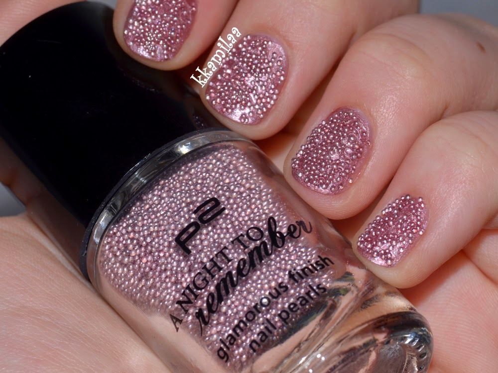 p2 A Night to Remember nr 020 - Rose (Nail Pearls)