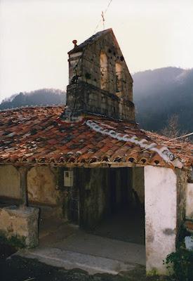 Iglesia de San Emiliano de Taja, Teverga