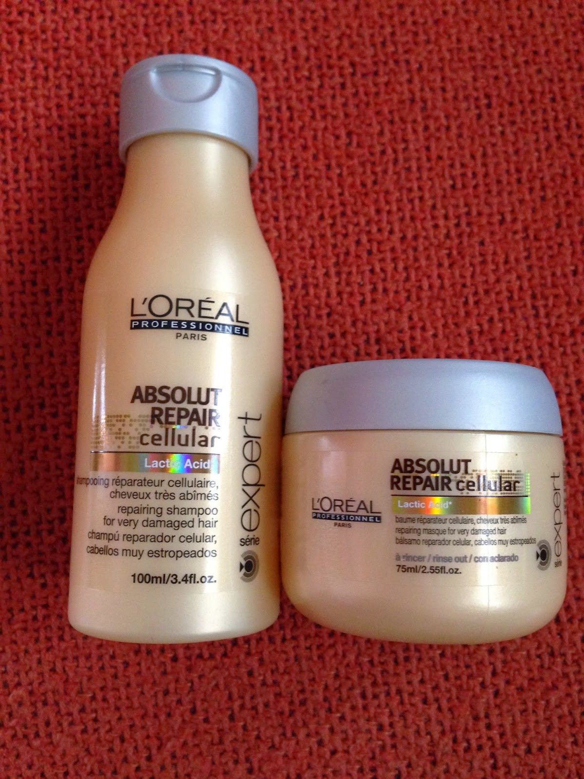 L'Oreal Expert Absolute Repair Cellular Masque