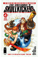 Uncanny Skullkickers #1 Cover