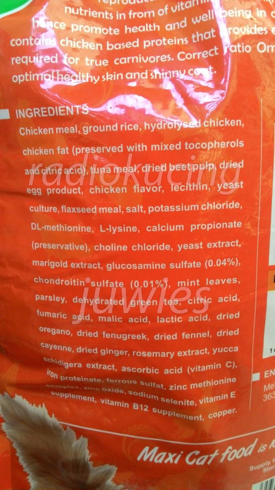 Review Makanan Kucing Maxi Premium Cat Food Repack Chicken And Tuna 500 Gram Klik Pada Gambar Untuk Memperbesar Tampilan