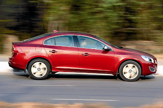 new volvo s60 d3 side view