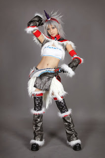 Monster Hunter Kirin Cosplay by Tasha 3
