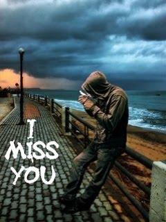 I Miss You smoking boy