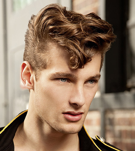 Shock Waves Hairstyles for Men | Haircut Styles For Men