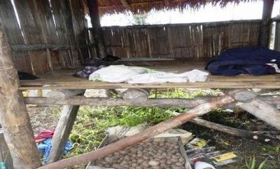 The Bamboo Hut in the Tampakan Massacre