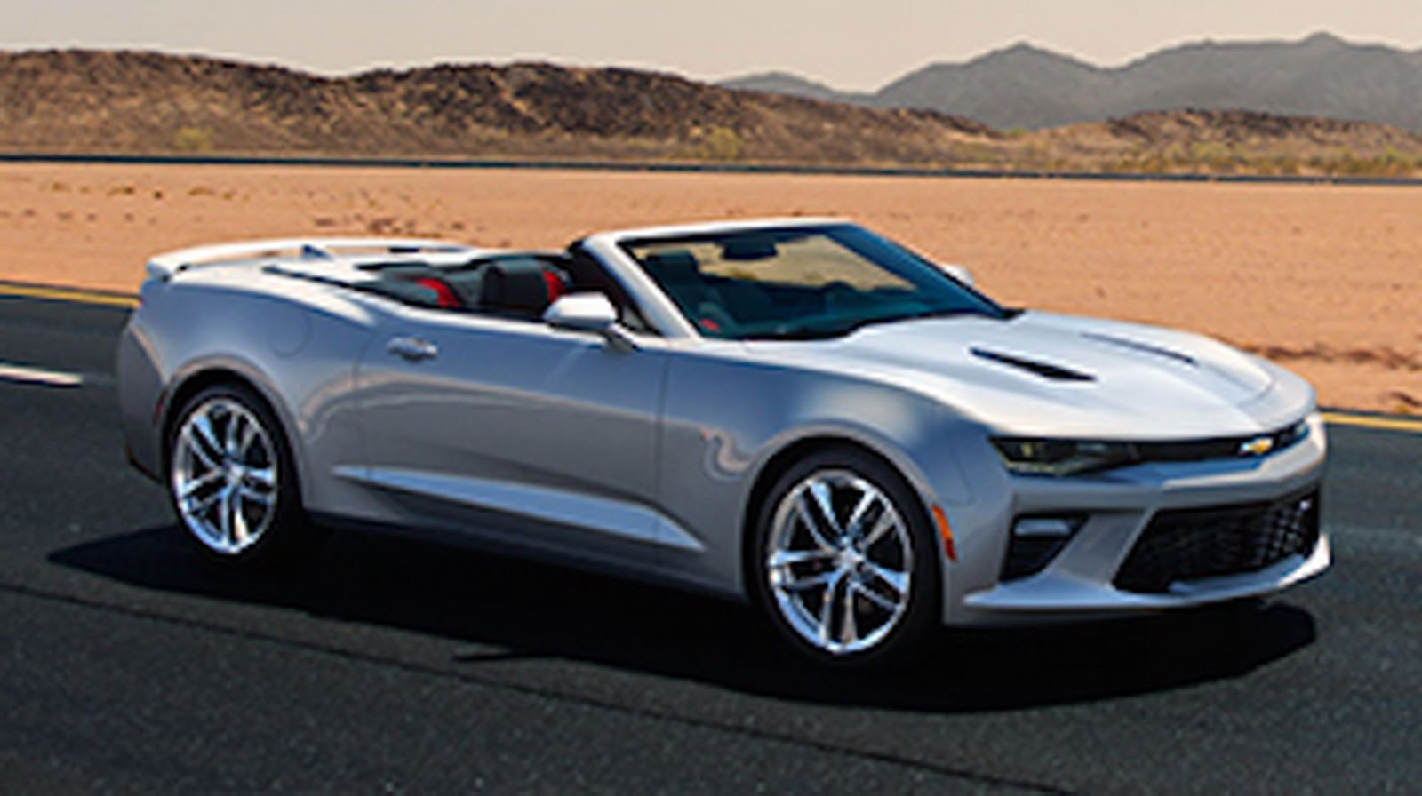 New 2016 Camaro Convertible Photos Appear On Chevy S Site