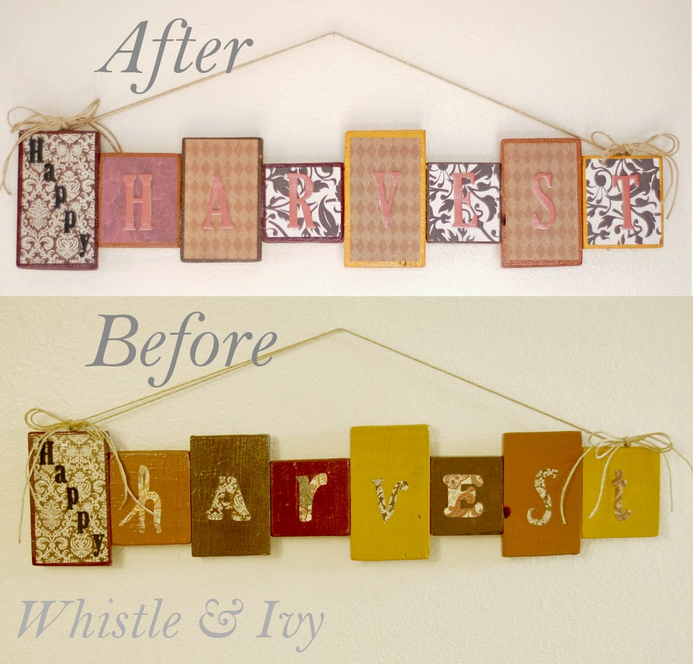 Diy thanksgiving paper decor - Diy Thanksgiving Wall Decor Harvest Thanksgiving Wall Decor Twine Paper Paint Diy