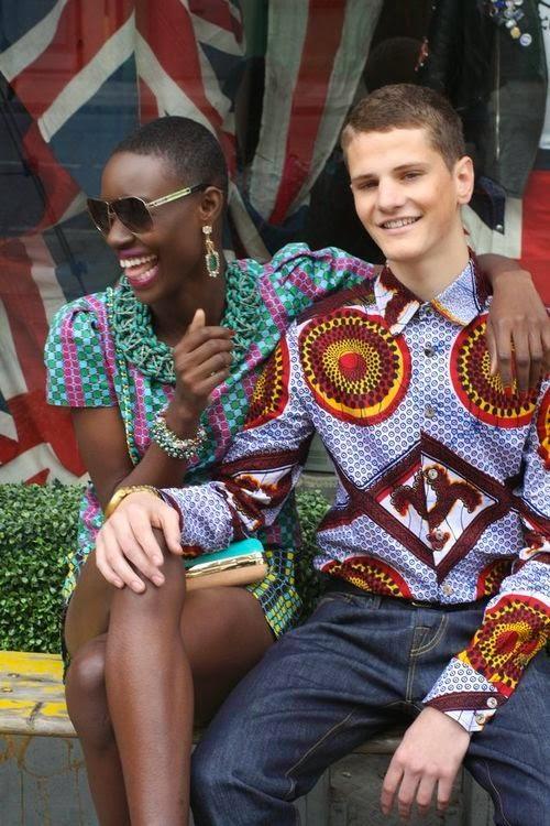 Love African Fashion!
