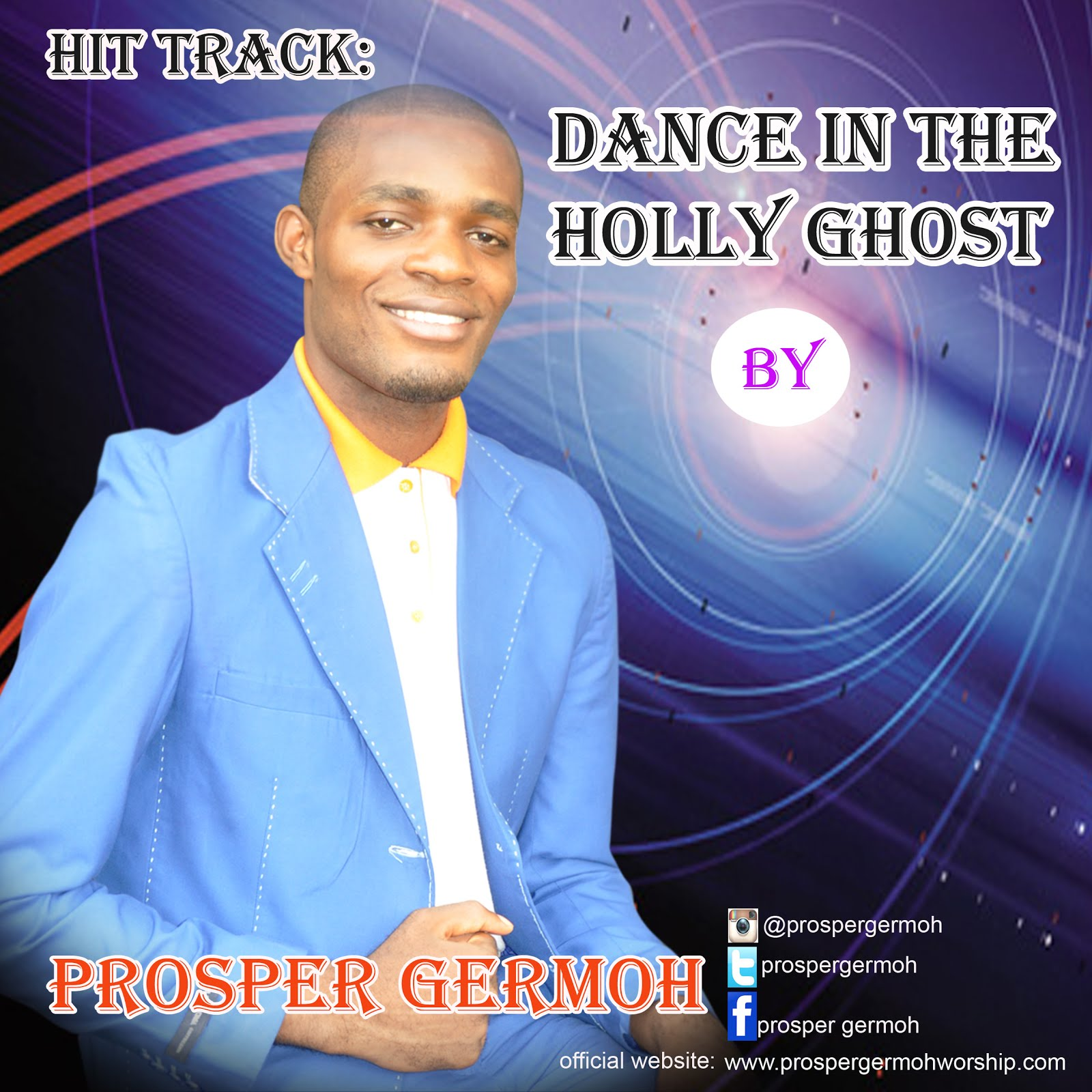 DANCE IN THE HOLY GHOST
