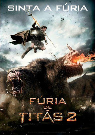 Baixar Filme Fúria de Titãs 2 Dublado