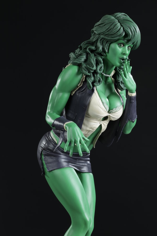 AH She Hulk Color por SculptorTim