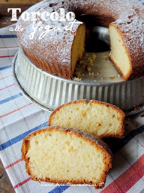 Torcolo allo Yogurt - www.lapasticceriadichico.it