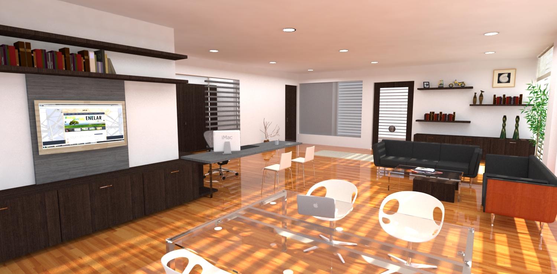 Dise O De Oficinas Ab Design