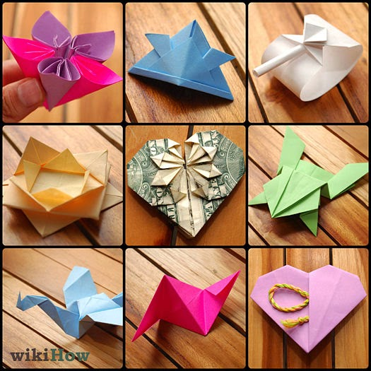 How To Make Origami Stuff Moving Origami