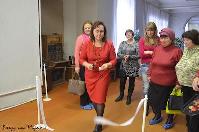 узловая музей выставка куклы