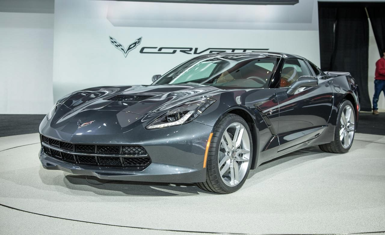2014 Corvette Stingray Nominated for Performance Car of the Year