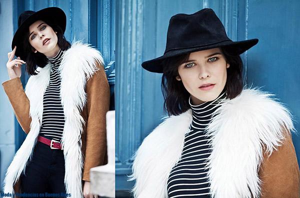 Moda otoño invierno 2015 en Argentina. Uma colección otoño invierno 2015. Moda invierno 2015.