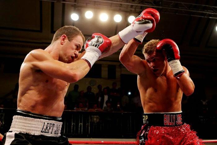 Gennady Golovkin vs. Daniel Geale