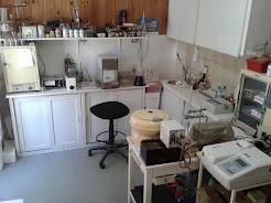 Laboratorio Anàlisis de aguas