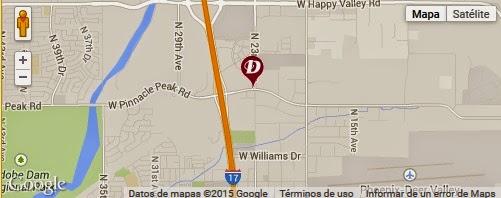 como llegar Hoteles en Arizona Phoenix – Hotel Drury Inn & Suites