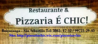 Pizzaria É Chic