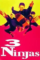 Baixar 3 Ninjas - Uma Aventura Radical Dublado Legendado