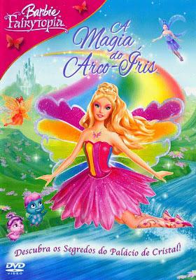 Barbie Fairytopia: A Magia do Arco-Íris - DVDRip Dublado