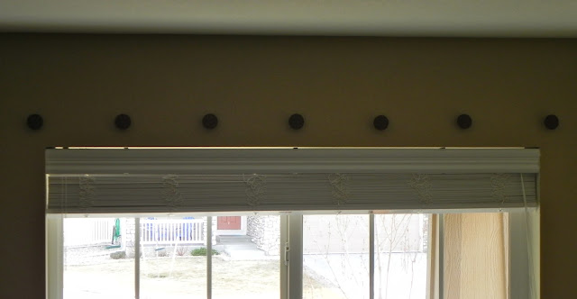 Hang Curtain Rods Without Drilling Holes