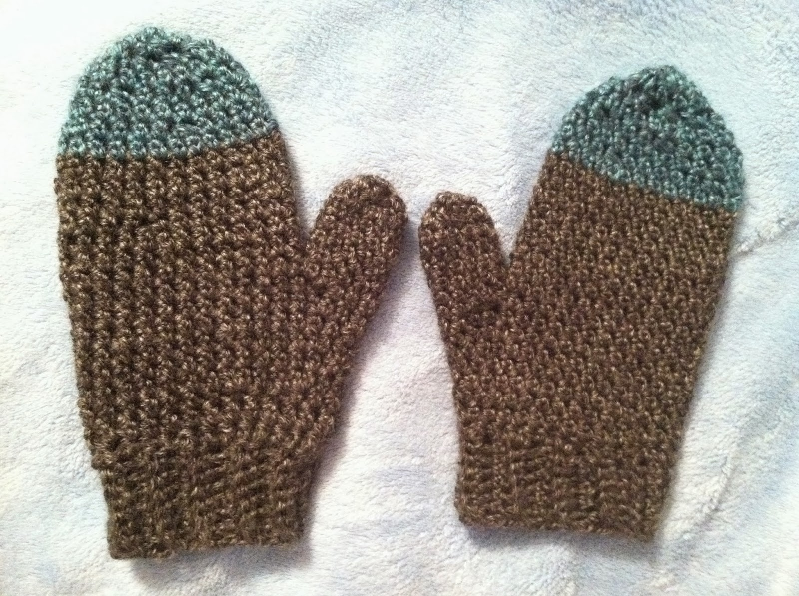 Crochet Patterns Mittens : feel like i ve now accomplished more as a crocheter by branching out ...