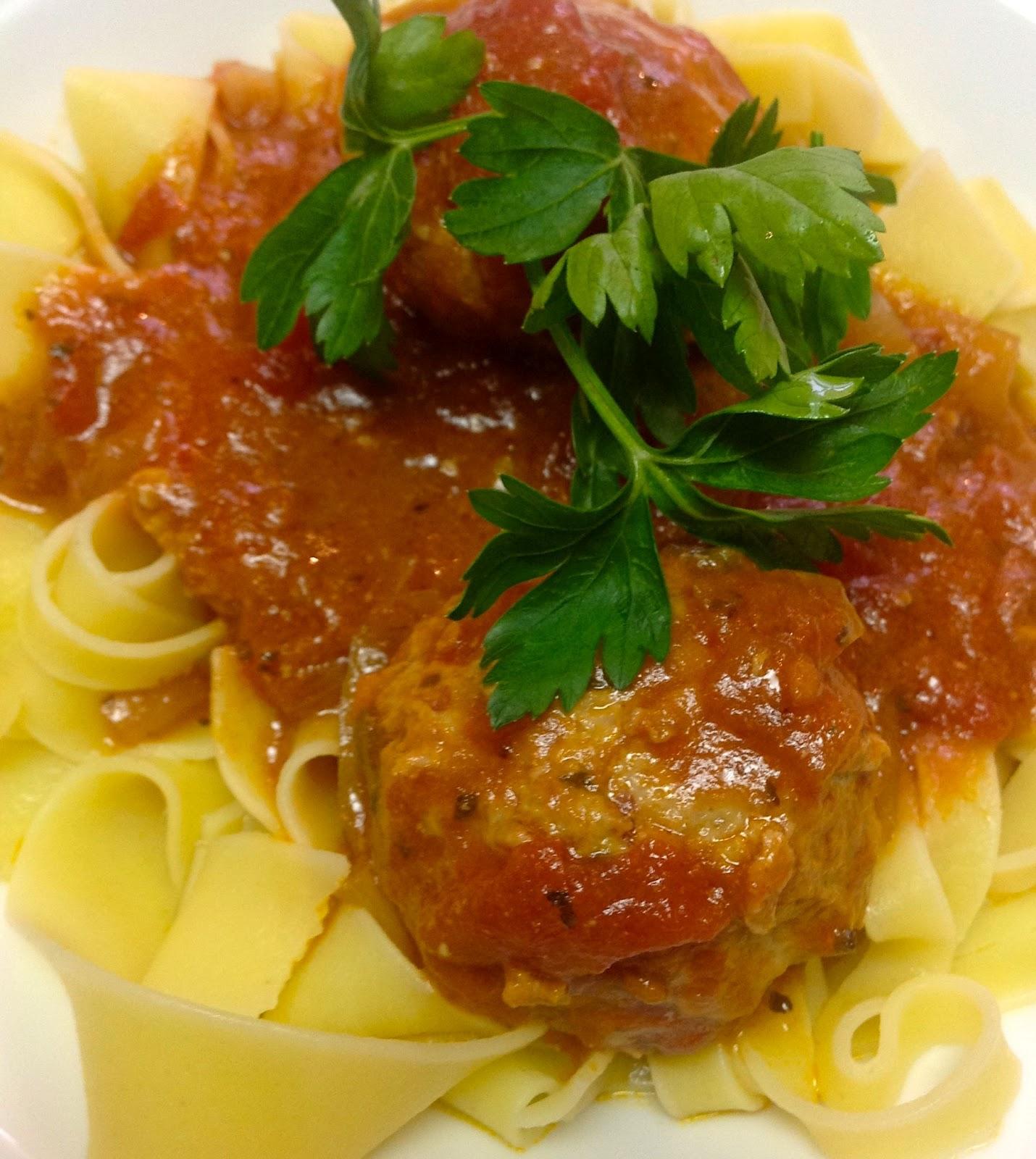 Boulettes de viande l 39 italienne blogs de cuisine - Blog de cuisine italienne ...