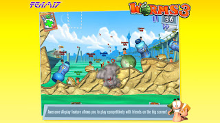 Worms 3 v1.07
