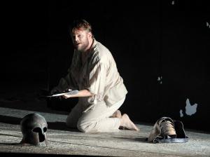 David Danholt (Idomeneo), Idomeneo - Grange Park Opera 2012 (Photography: Alastair Muir)