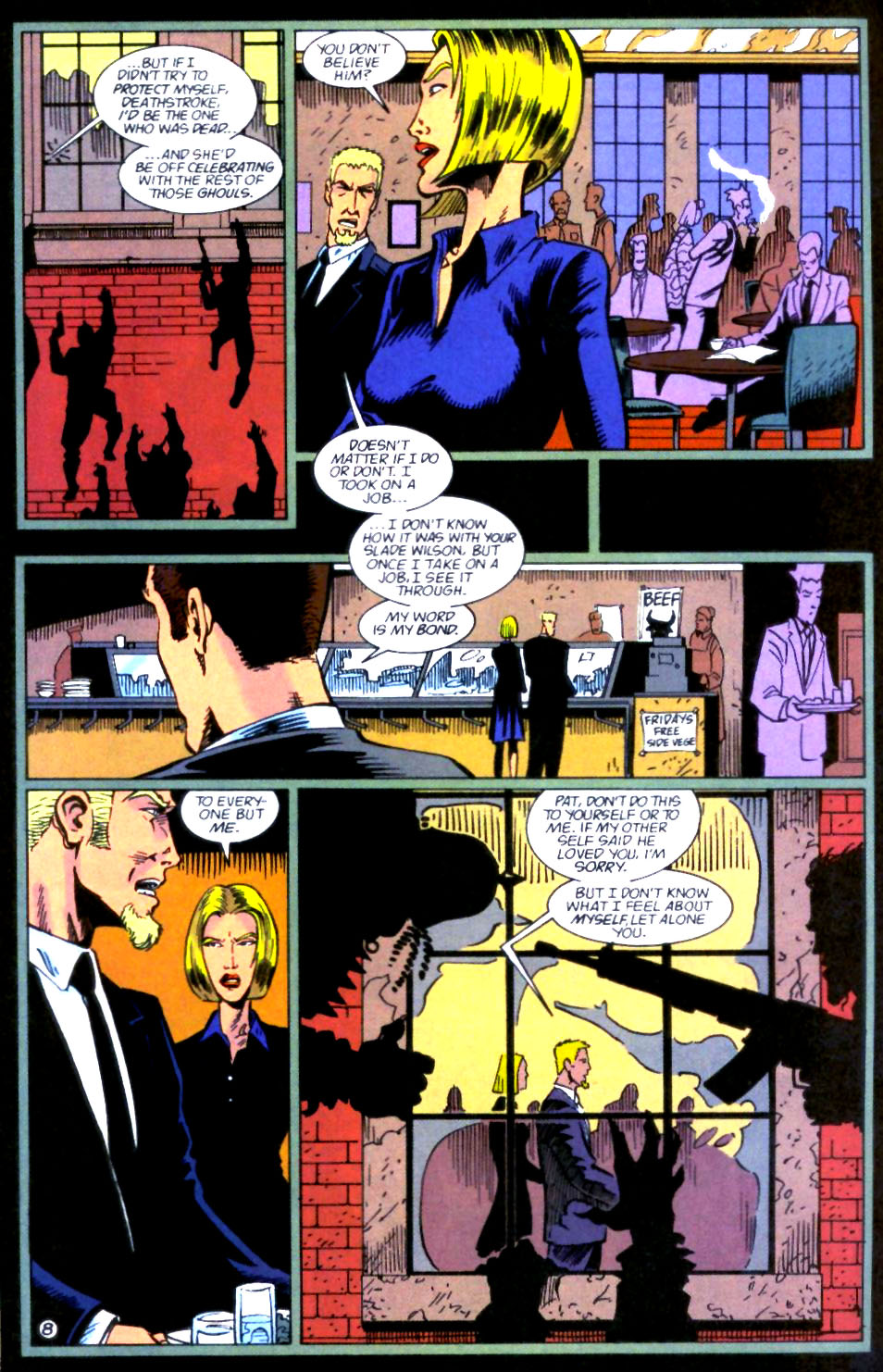 Deathstroke (1991) Issue #59 #64 - English 9