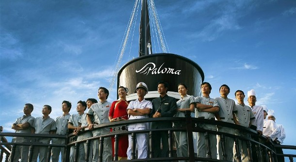 Crew - Paloma Cruise