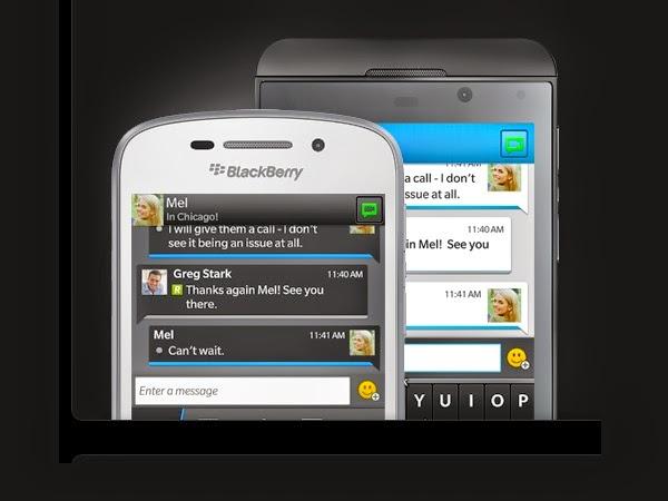 Cara Memindahkan Kontak BlackBerry Messenger (BBM) Lama ke Kontak BlackBerry Messenger Android