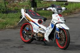 Modifikasi vega Racing Modif