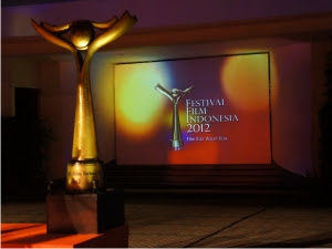 Piala Citra FFI 2012