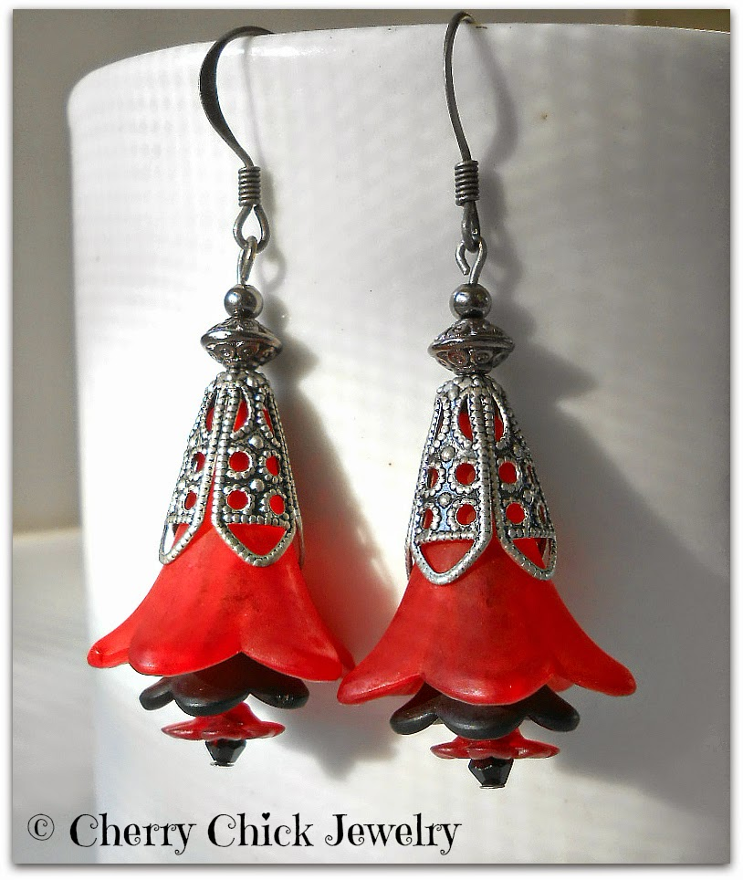 http://www.cherrychickjewelry.com/product/lucite-flower-victorian-earrings-red-black
