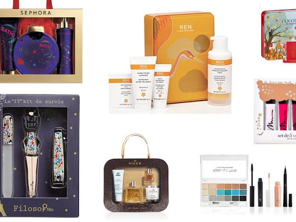 Idées cadeaux pour beautystas : un coffret, sinon rien ! (+ codes promo)