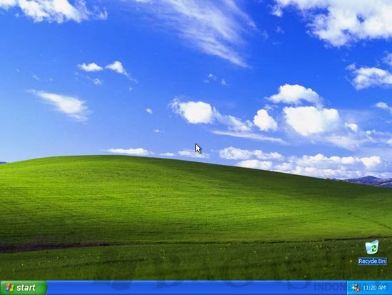 Windows XP Professional Service Pack 3 2