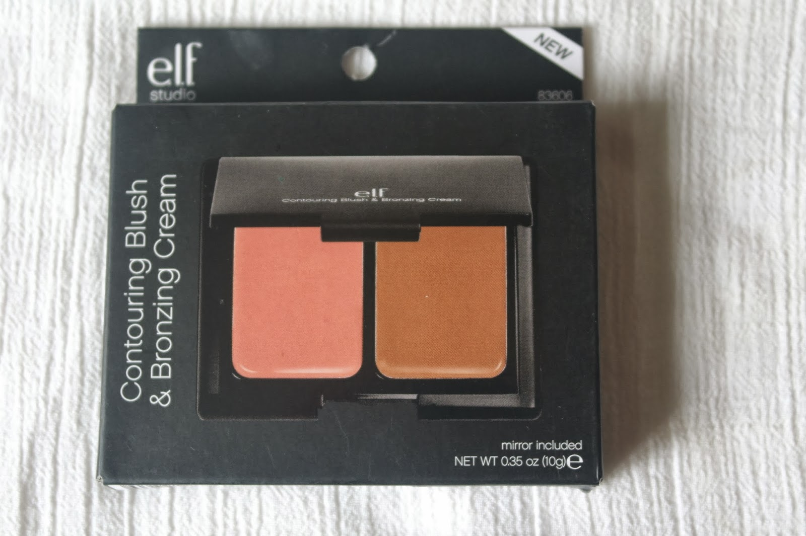ELF Cream Blush & Contour Kit
