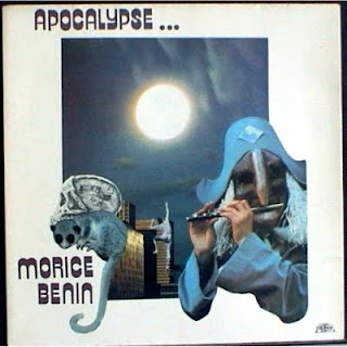 MORICE BENIN-APOCALYPSE…, LP, 1980, FRANCE