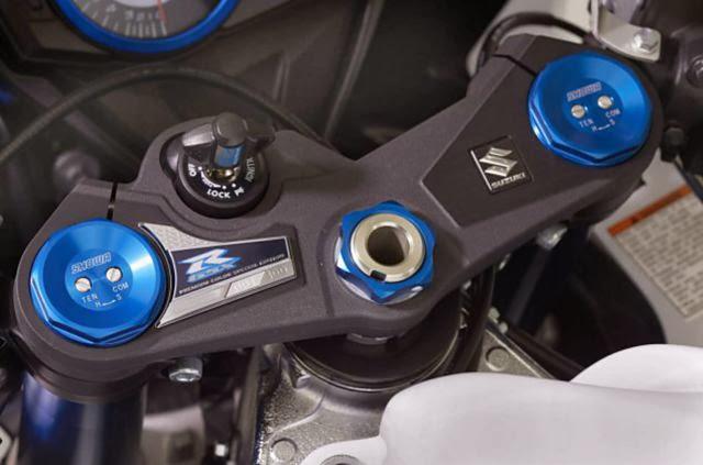 Galeri Foto Suzuki GSX-R1000 SE 2014 Limited Edition