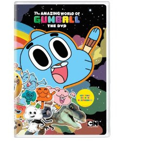The Amazing World of Gumball DVD Release Date