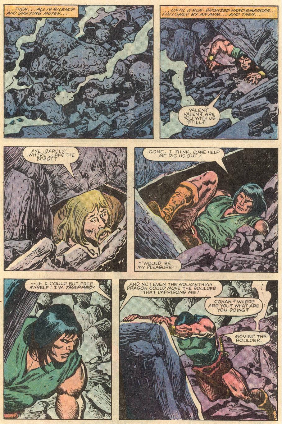 Conan the Barbarian (1970) Issue #144 #156 - English 6