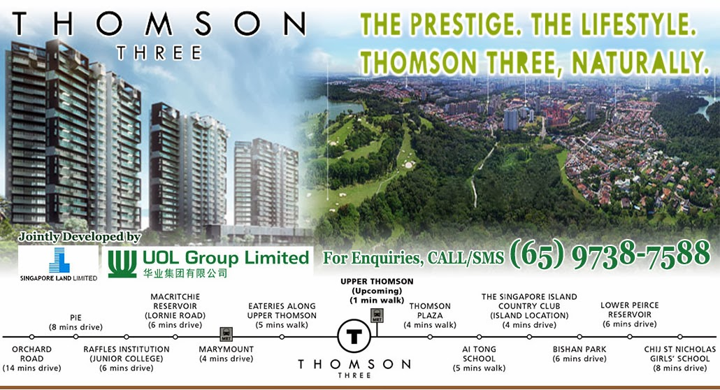 Thomson Three Bright Hill Drive