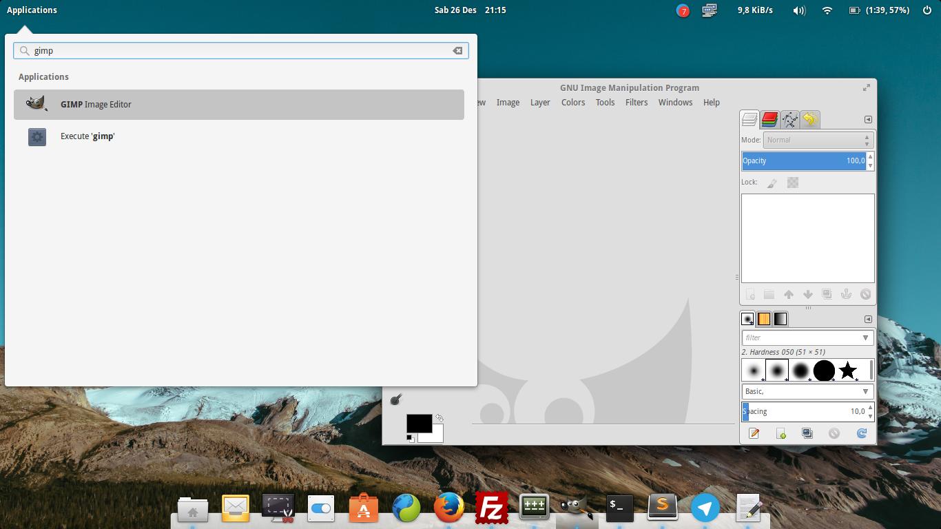 Cara Atasi Gagal Install GIMP di Linux (Elementary OS)