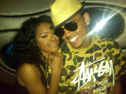 teyana taylor and chris brown. Teyana Taylor was involved in