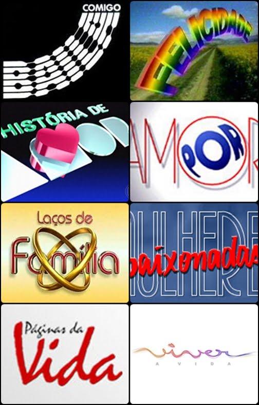 Aberturas das Novelas de 'Manoel Carlos'
